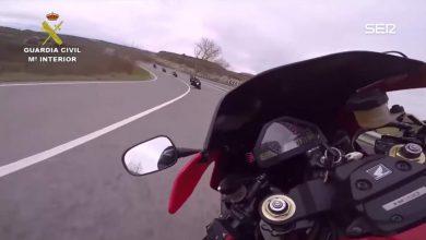 Клипче с бързо каране струва 14 100 евро глоба на група мотоциклетисти