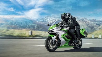 Kawasaki разкри планове за мотоциклет с водороден двигател